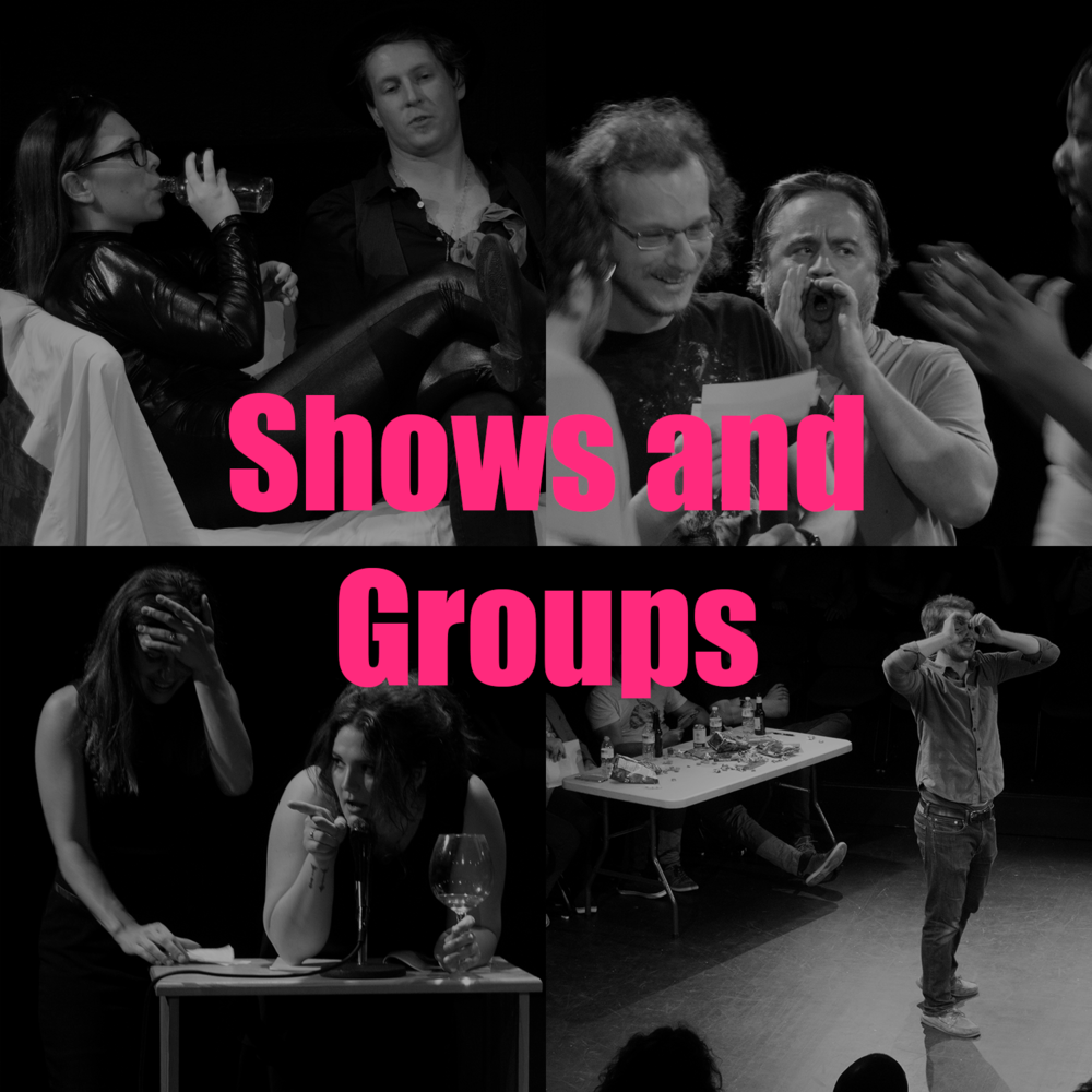 Shows and Groups
