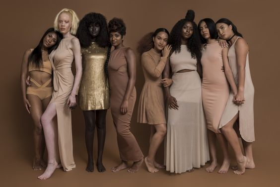 photo sourced via:  https://lisaalamode.com/2016/08/24/color-girls-inc-campaign-celebrates-diversity-brown-women-shades/