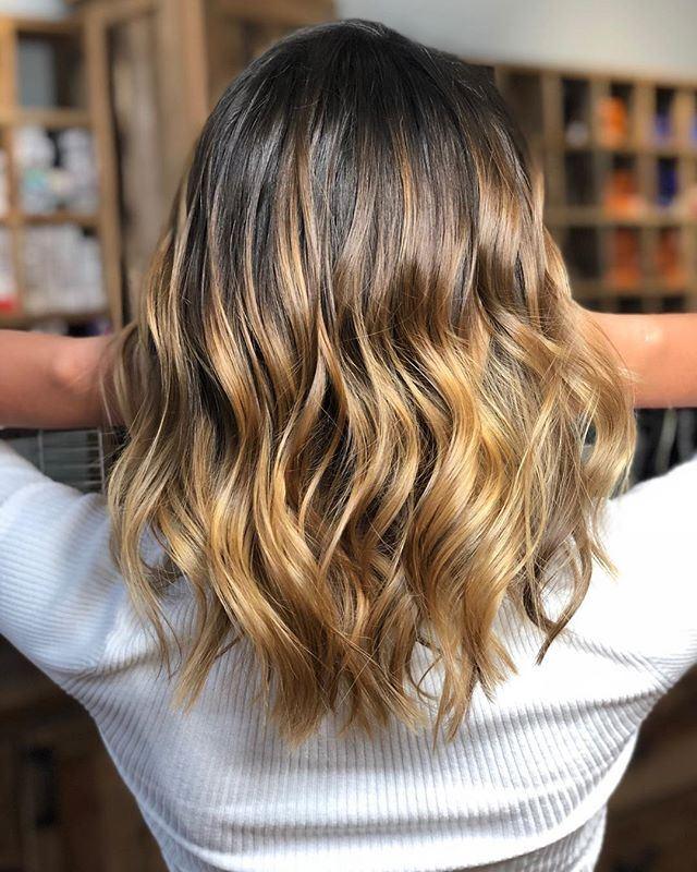 Hair Color Best Balayage Highlights Ombre Hair Salon St