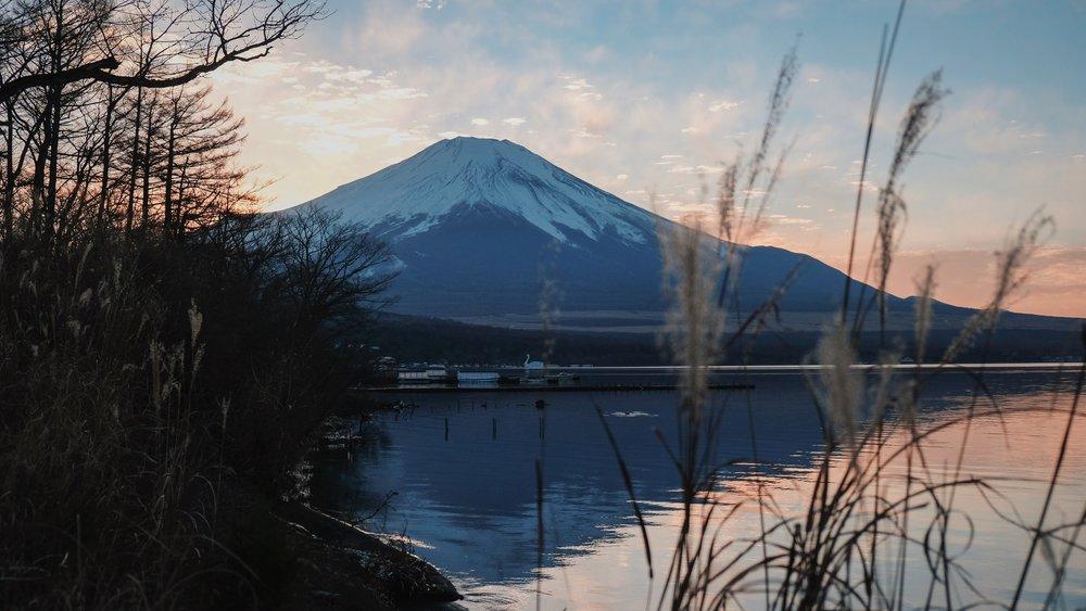 Fuji Yamanakako