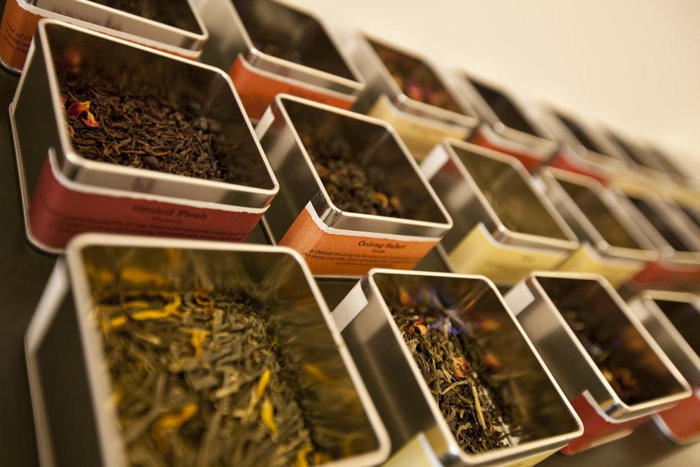 Awan tea cans