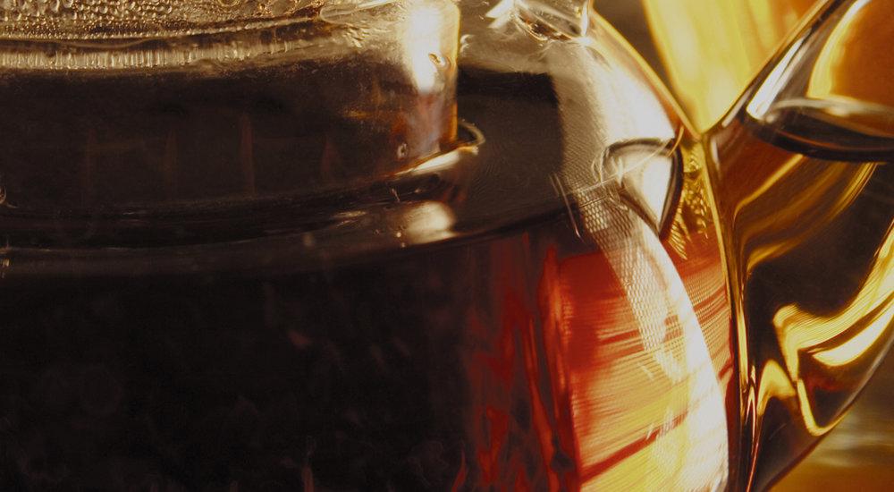 The Art of Enjoying Tea -