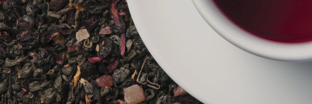 Flavored Tea Selection -
