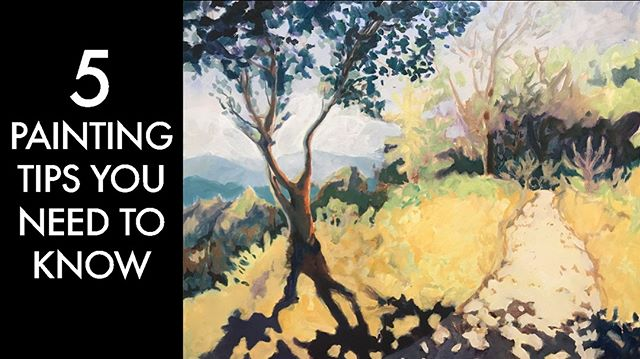 Hey, I've uploaded a new video! check out the link in my bio for some tips on landscape painting and painting in general while you listen you can watch a time lapse of this painting #landscapepainting #paintingtips #howtopaint #melbourneartist #nillumbikopenstudios #landscapepaintingtips #howtopaint #oilpainting #instagood