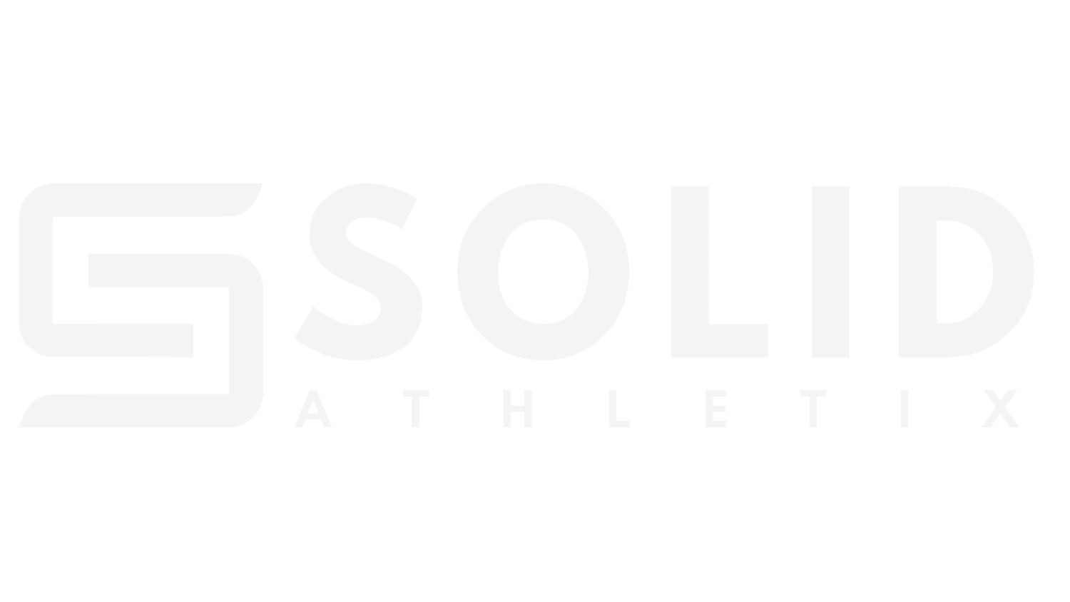 Solid Athletix | Strength and Functional Fitness Equipment