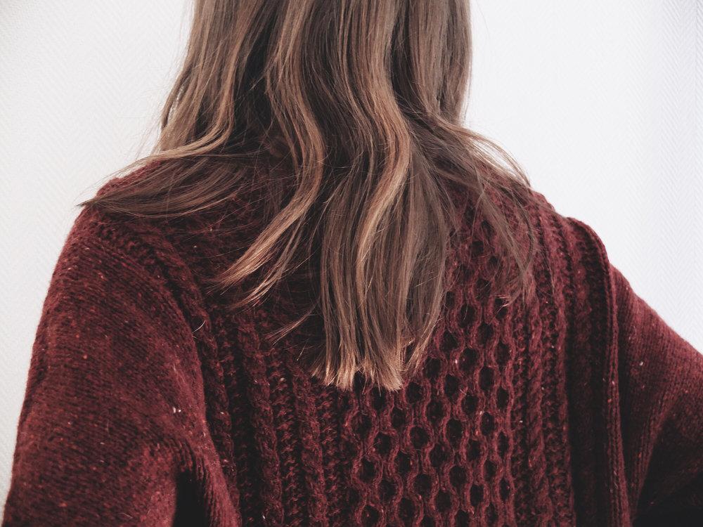 Marcelline Oversized Sweater