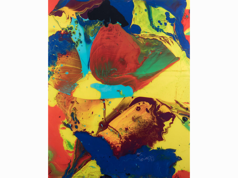 Gerhard Richter    Bagdad (P10) |  2014 | diasec-mounted chromogenic print on aluminium | edition of 500 50 x 40 cm.