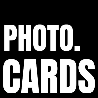 PHOTOGRAPHY - Slice of life photography cards
