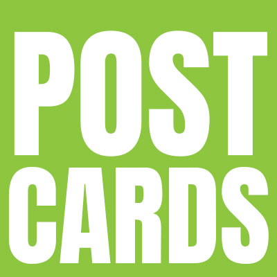 Cards without envelopes - Art, Quotes and Photography
