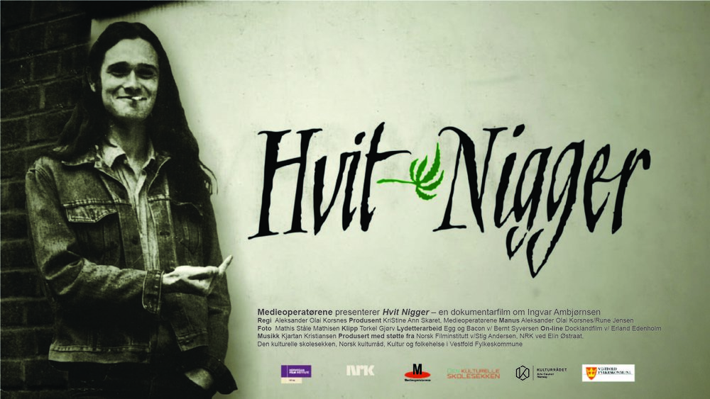 HVIT NIGGER (2015)  Se filmen på  Filmarkivet