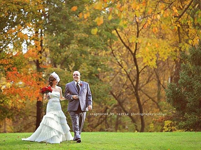 "Jewel tones, hot cider, pumpkin spice, the sound of crunching leaves: there's nothing quite like an Autumn day in the Greater Rochester, NY area. If an Autumn wedding is in your stars, we'd like to recommend that you say your ""I Dos"" and capture the moments of your special day amidst the colorful foliage on the grounds of the Plantation Party House. ""Leaf"" it to us to make your wedding day a great one. 🍂🍁🍎🌻🧡💛❤️ #rochesterny #rochesternewyork #585wedding #585weddings #rochesterbride #rochesterbrides #rocbrides #bride #weddingday #fallwedding #autumnwedding #fall #autumn #octoberwedding #PlantationPartyHouse #eventvenue #weddingreception #weddingphotography #weddingphotos"