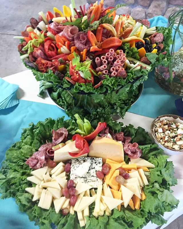 Banquet food should never be boring or institutional. We are very serious about making good food that is as pretty and well presented as it is tasty. #prettyfood #tastyfood  #rochesterweddings #rochesterwedding #585wedding #585weddings #rochesternewyork #rochesterny #weddingdecor #receptiondecor #weddinggoals #weddingreception #banquethall #buffet #horsdoeuvres #fruitplatter #cheeseplatter #meatplatter #rochesterbrides #rocbrides #rochesterbride #PlantationPartyHouse #banquetfood #receptionfood #foodideas #saladbar #rochesterfood #eatwithyoureyes