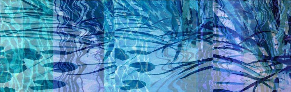 Pond Tableau III