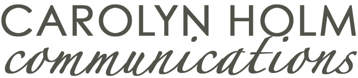 Carolyn Holm Communications