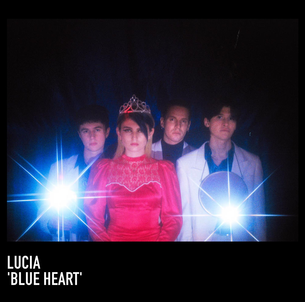 """widescreen ambition and the gritty rumblings of the best of grunge, Lucia have got the lot."""