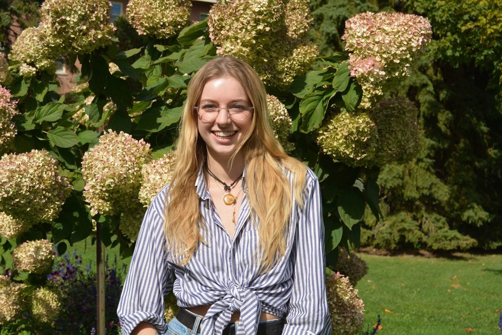 Chloe Wells   Hi! I am a U1 bioresource student and this is my first year on MUTRAC. I am the VP communications so I am in charge of our social media as well as our monthly newsletter, I am also currently working to help design a new ballast system. I feel as though I have been able to gain a lot of experience and practical knowledge from the team and am excited for everything else I have to learn!