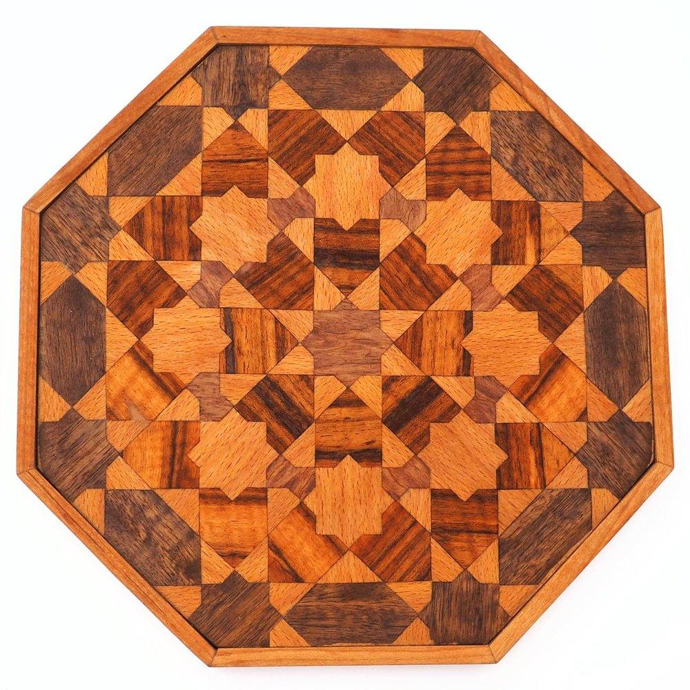 Zellije Octagon #2 - 22cm