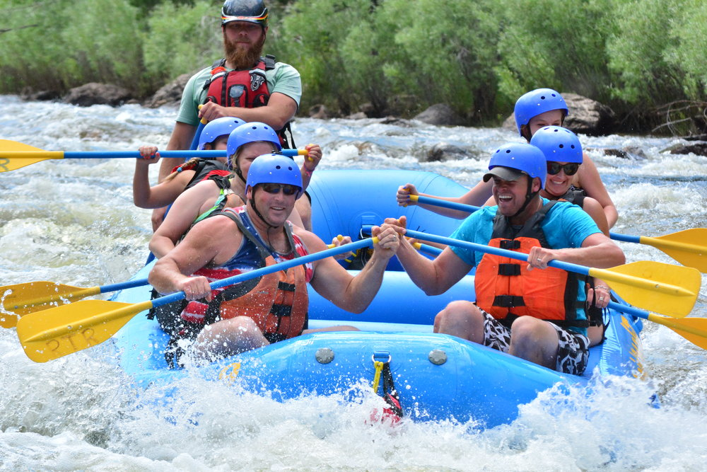 cache la poudre river - Half-day rapids trips on the Cache la Poudre River. Trips are offered 1-3 times daily throughout the summer