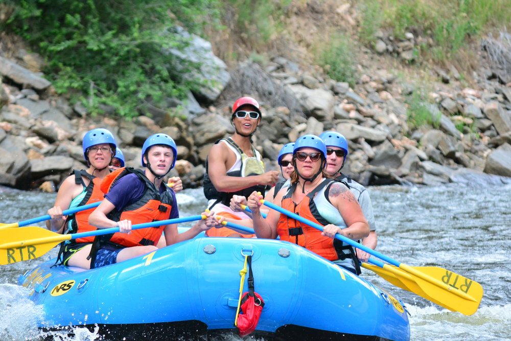 whitewater rafting guide - Spend your summer on the river helping our guests make lifetime memories.