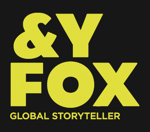 ANDY FOX GLOBAL STORYTELLER