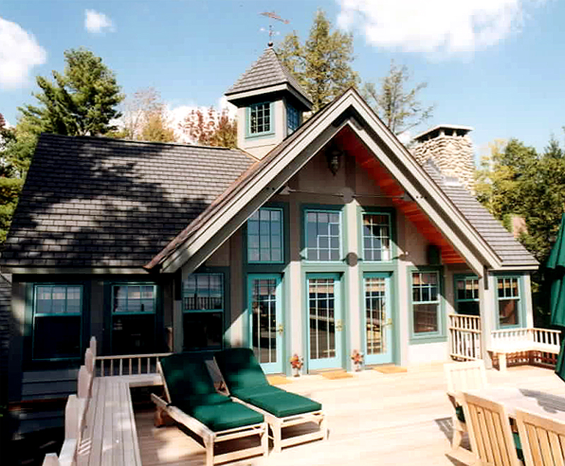 Boathouse Bungalow
