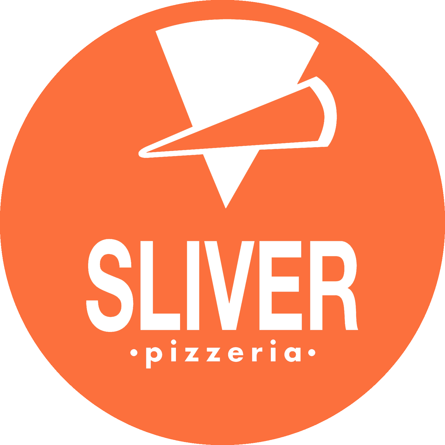 Sliver Pizzeria Check out our complete menu of pizzas, salads, soda, beer, wine, desserts, and our awesome sauces. sliver pizzeria