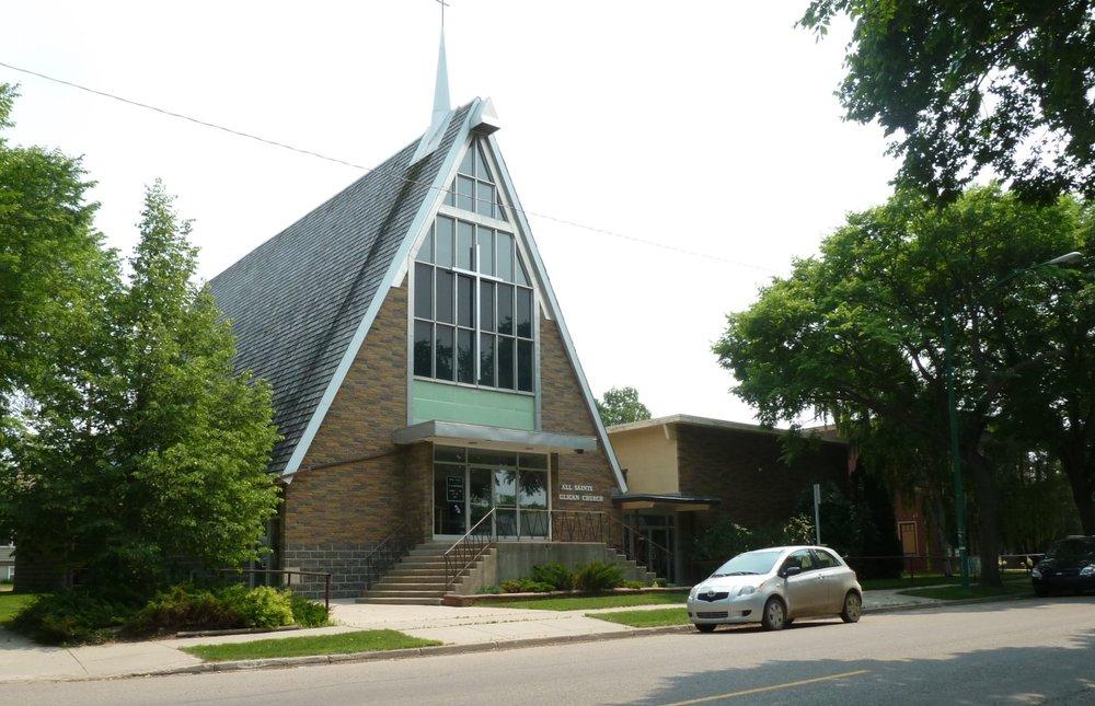 All Saints Anglican, Saskatoon