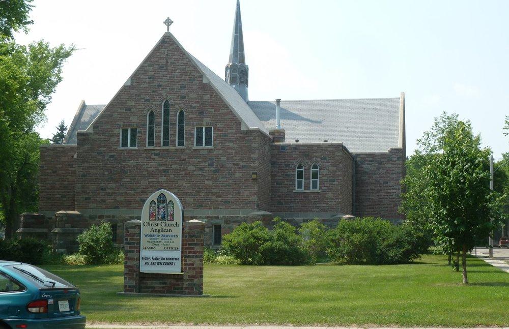 Christ Church Anglican, Saskatoon