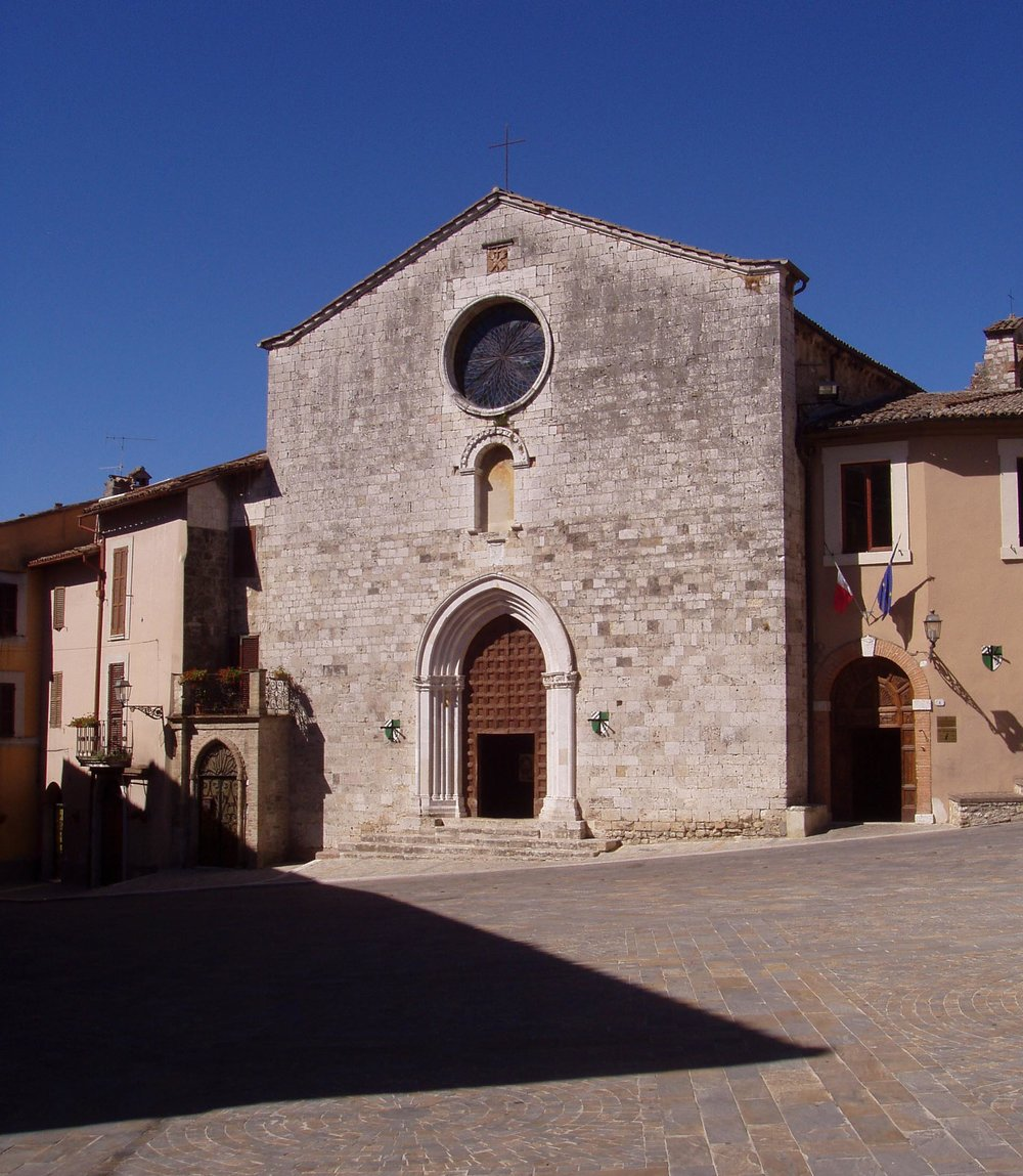San Gemini, Church of S. Francis