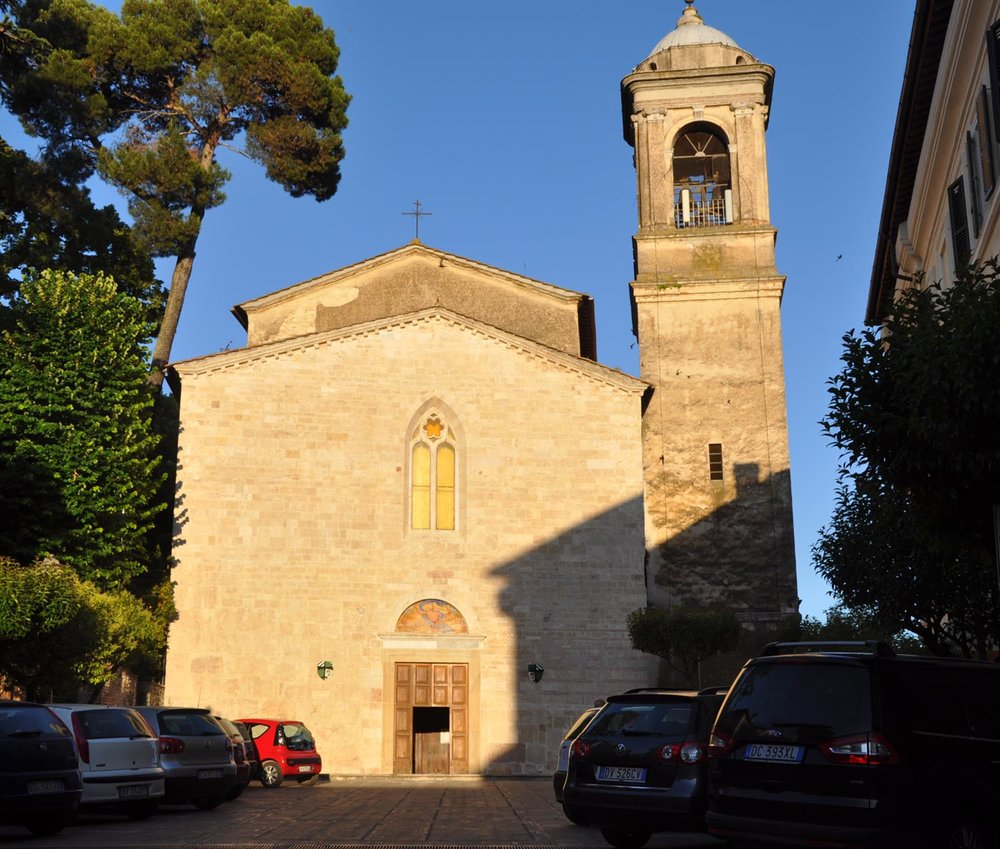 San Gemini, Church of S. Gemine