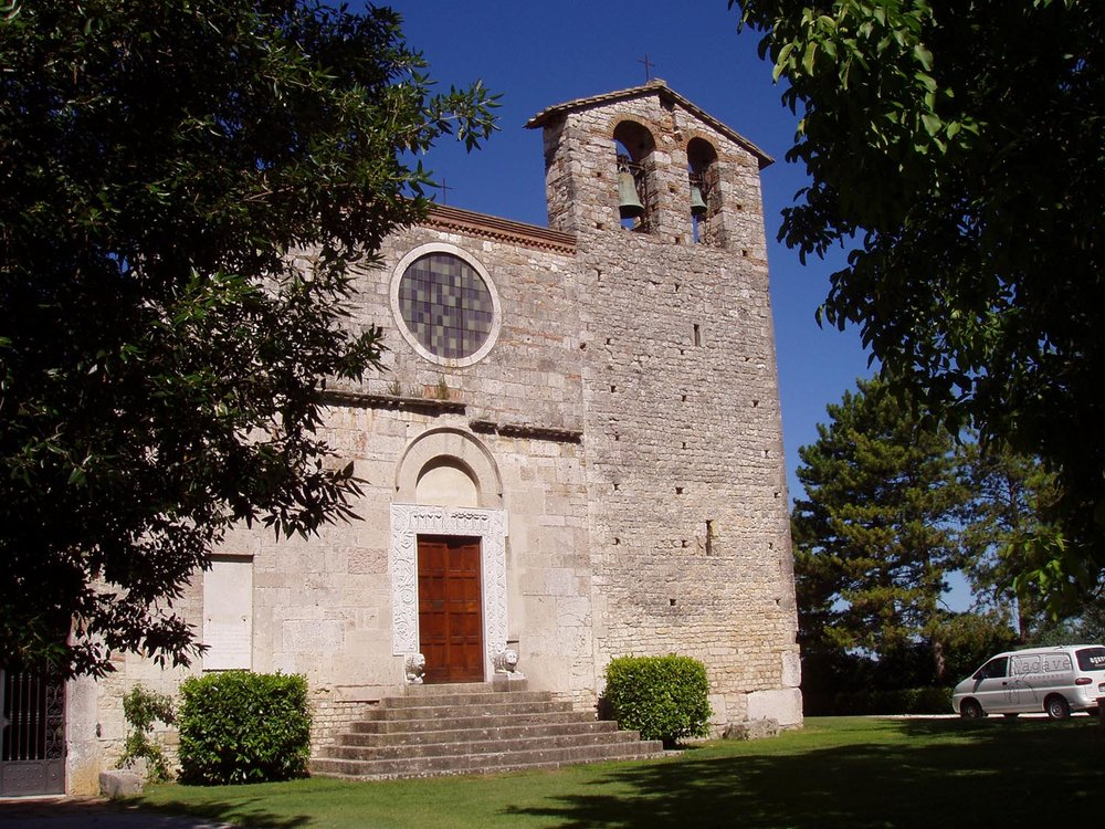 San Gemini, Church of S. Nicolò