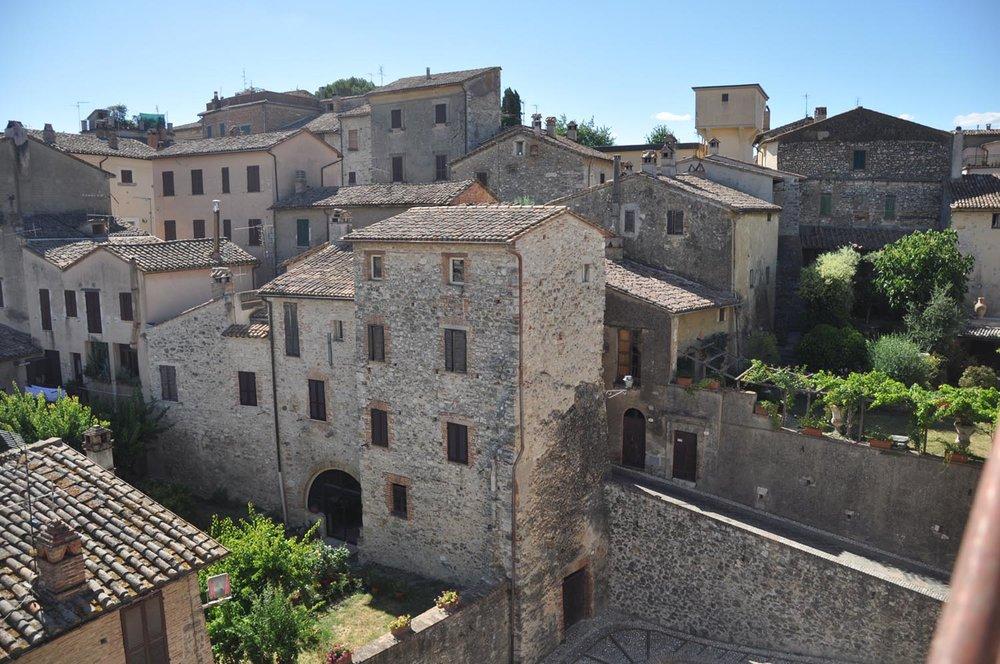 San Gemini, Panorama