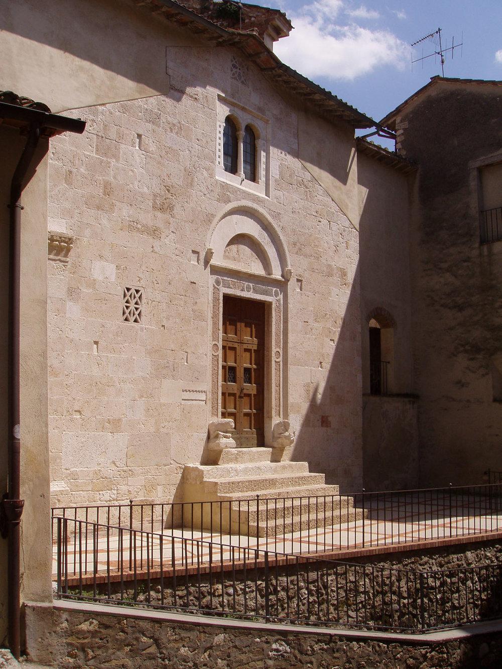 San Gemini, S. Giovanni Battista