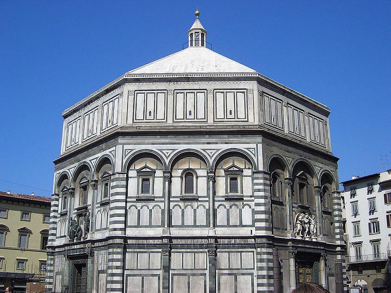 Florence, Baptistery of San Giovanni