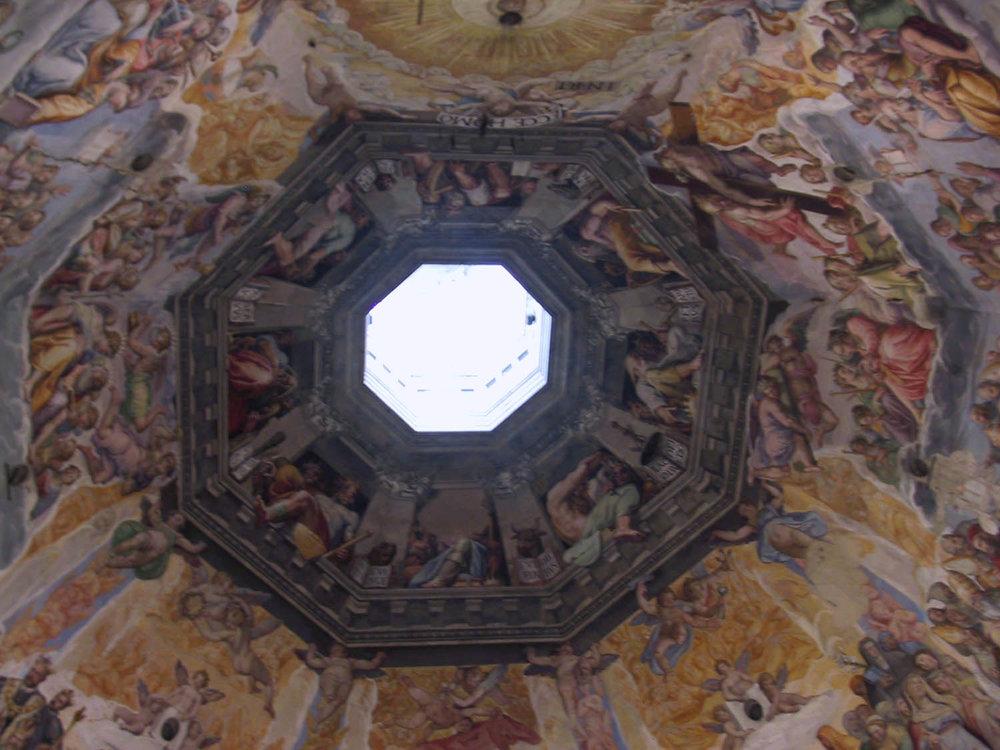 Florence, Dome of S. Maria del Fiore