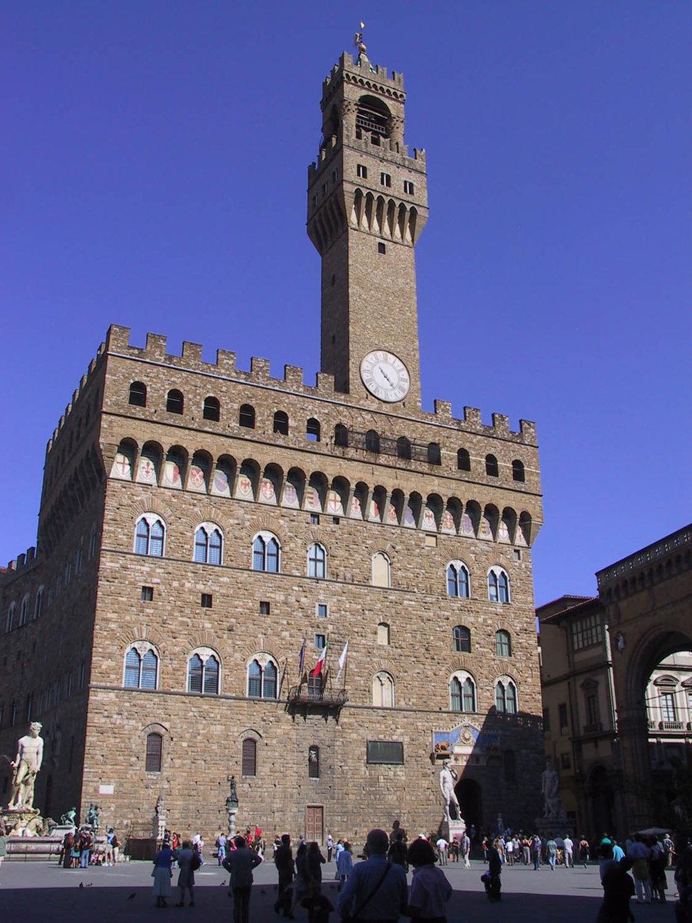 Florence, Pz. Vecchio