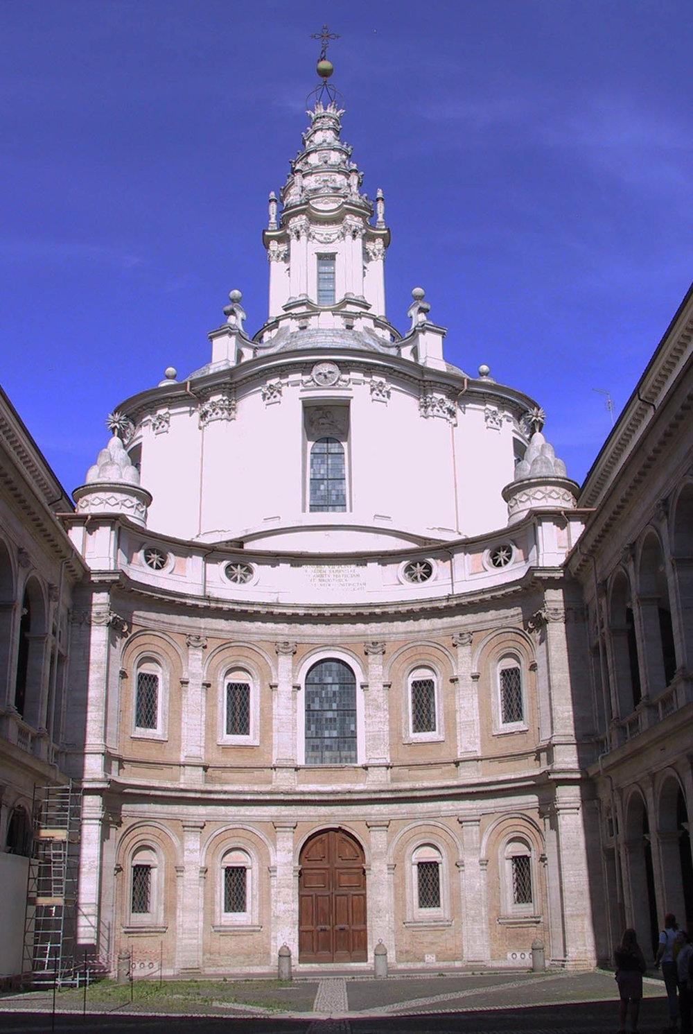 Rome, S. Ivo