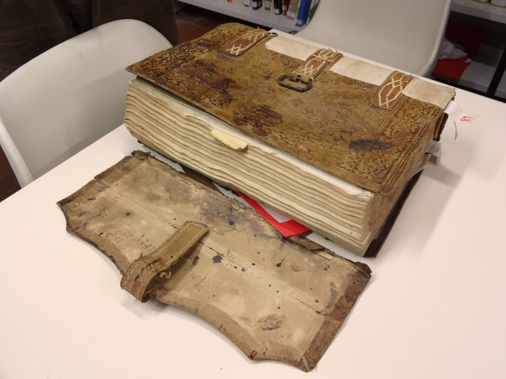 Introduction to the Preservation and Preventive Conservation of Books - Course 2Instructor Marco Di Bella SG 204B (3 Units)