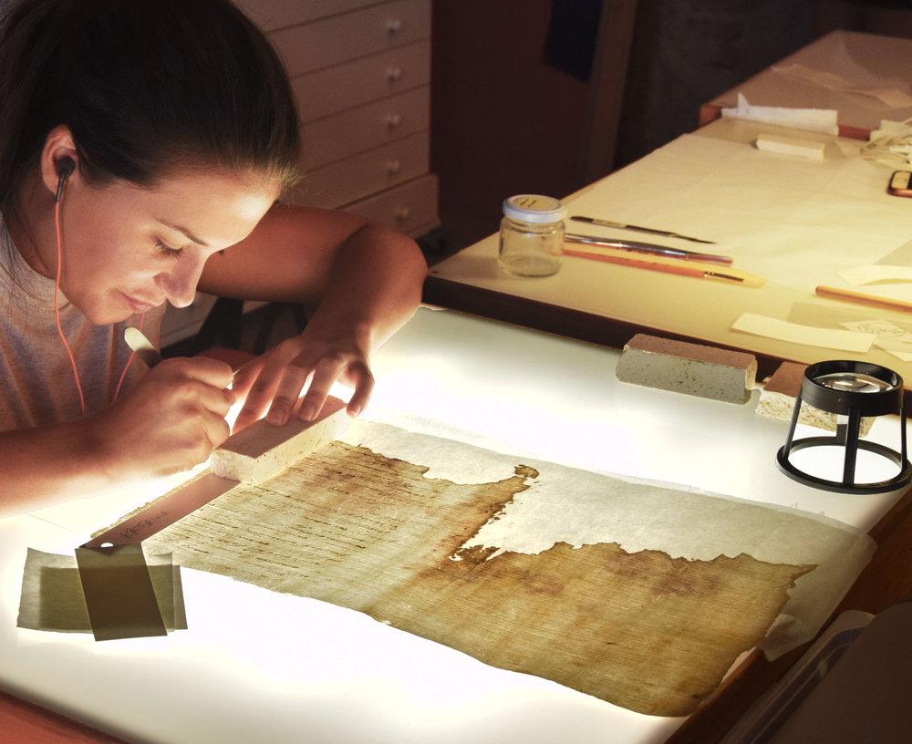 2017 Paper Restoration Workshop -