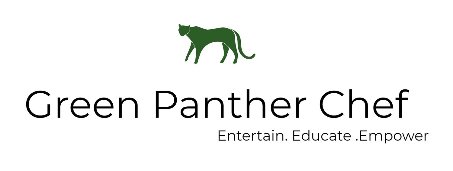 Green Panther Chef