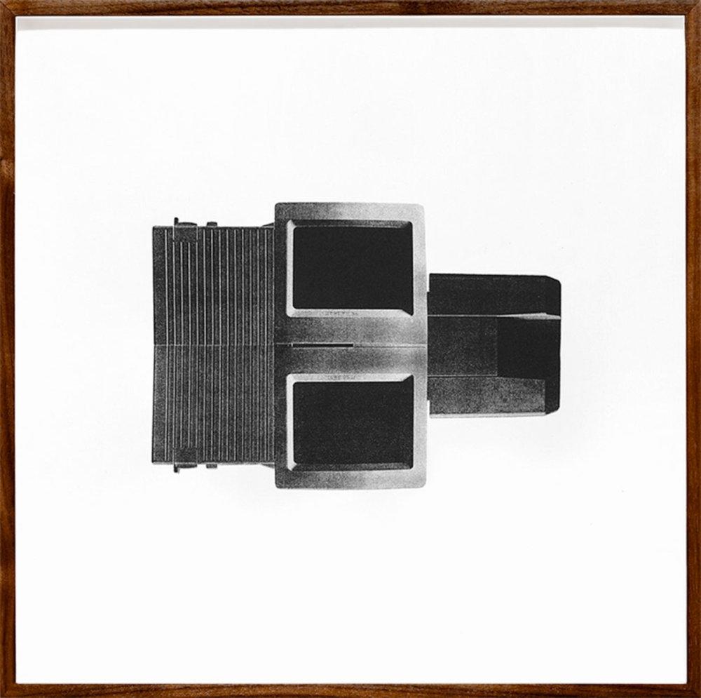 Untitled (Unit V) , 1999-2015  Édition de 4 Photolithographie sur BFK Rives  37 x 37 cm