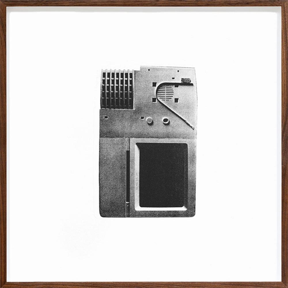 Untitled (Unit II) , 1999-2015  Édition de 4 Photolithographie sur BFK Rives 37.15 x 37.15 cm