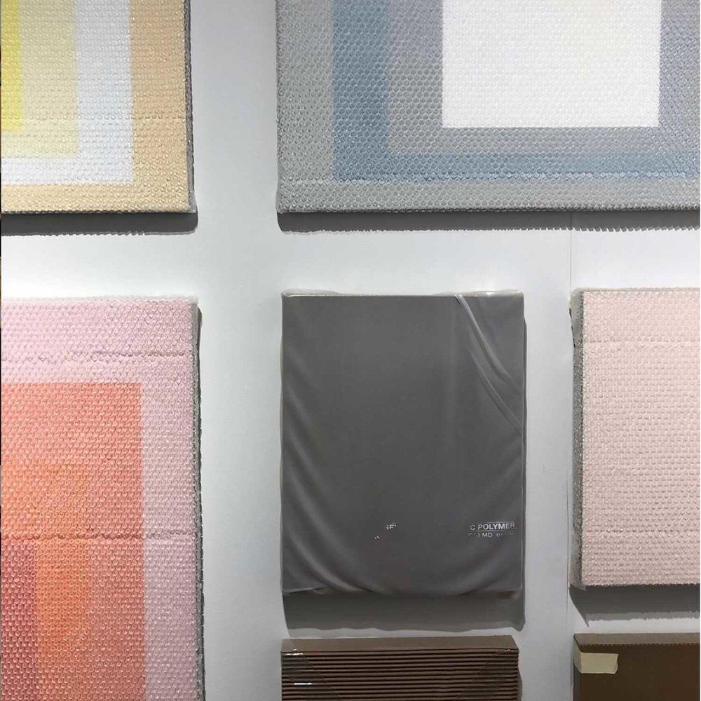 Vue d'installation, NADA 2018, Tammi Campbell (Detail).