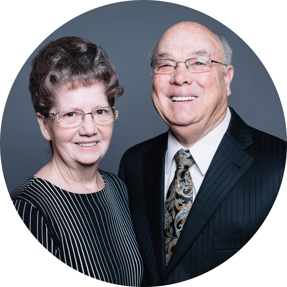 bishop - John & Sharon Nelson