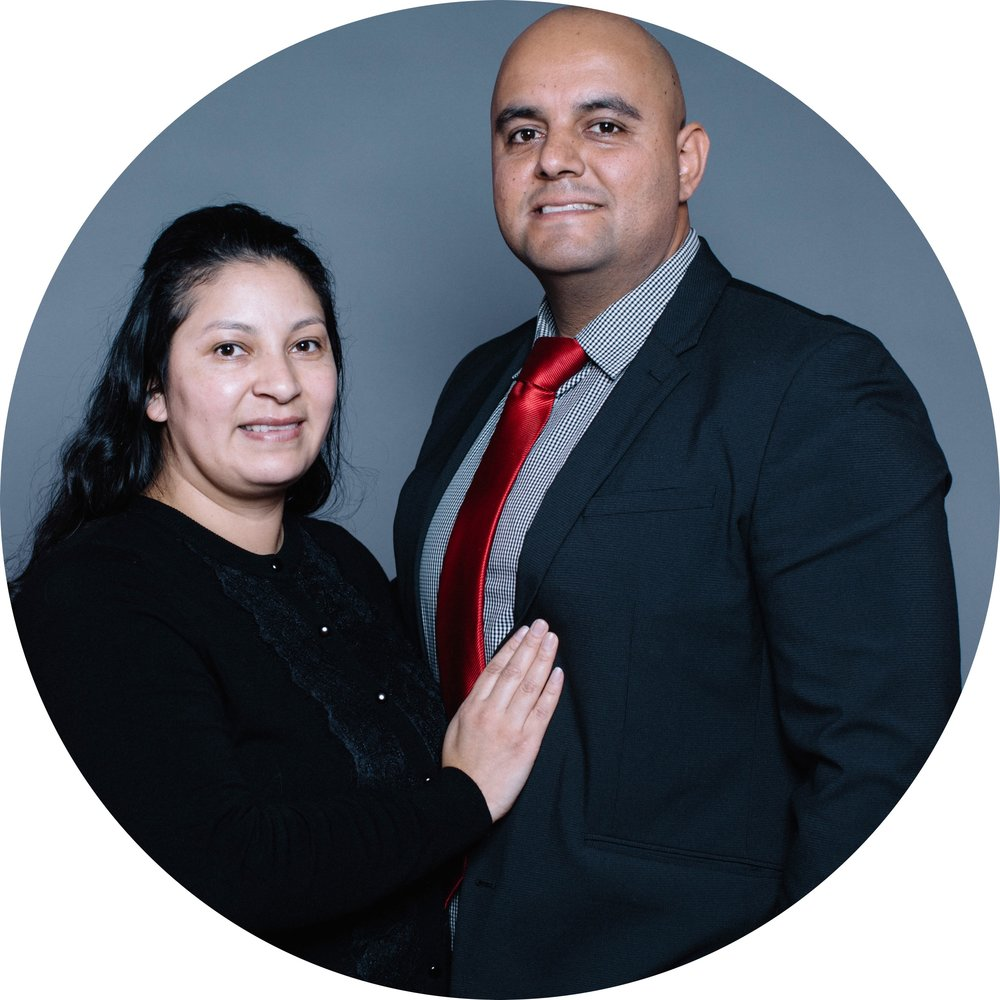 Youth Pastors - Hernan & Nancy Perez