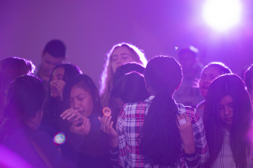 Frontline Student Ministries - Student Ministries work with youth between the ages 12 - 17 years old. To provide them with the proper tools to help aid spiritual growth and leadership development as they prepare to transition into adulthood.