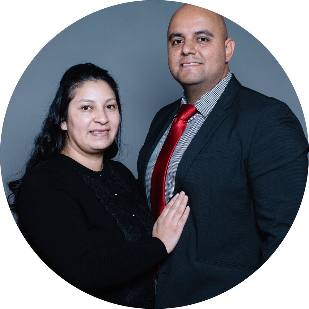 Youth Leaders - Hernan & Nancy Perez