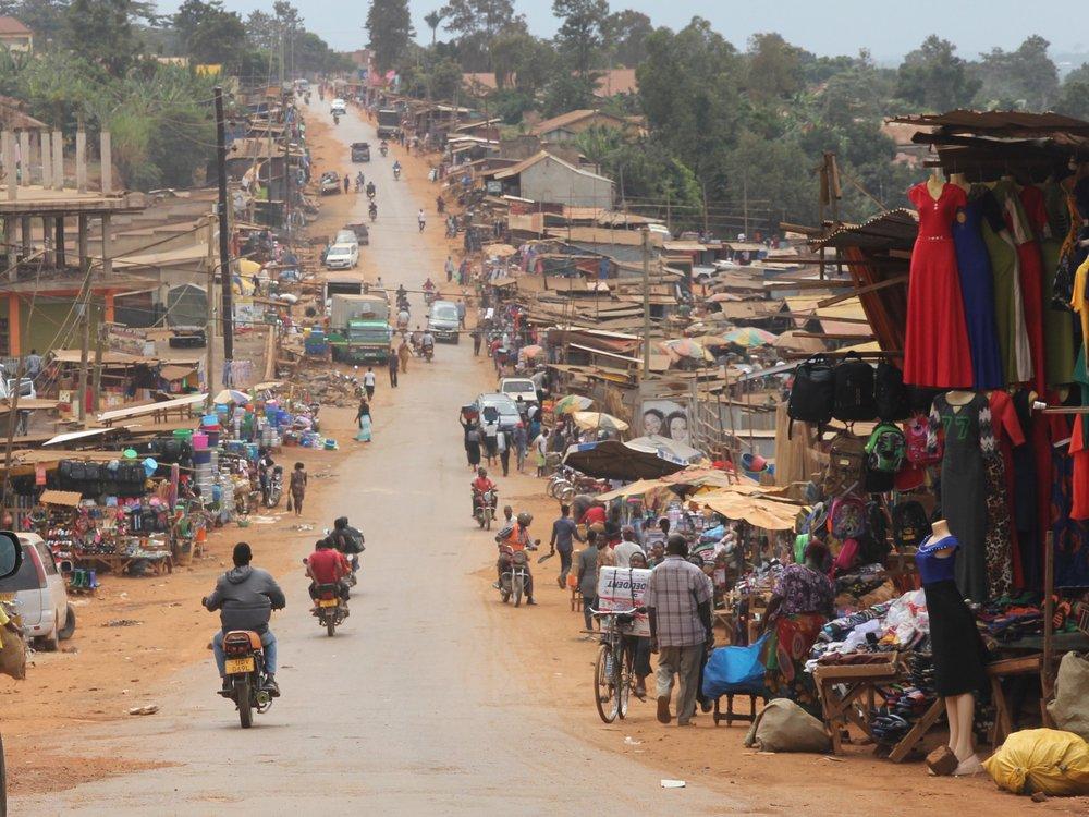 UGANDA - PASTOR JOSEPH & GERTRUDE EJUKU
