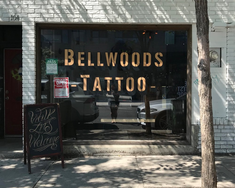 Bookings & Consultations - Bellwoods Tattoo 647-348-8833By Appointment: Tuesday to Saturday 10-5