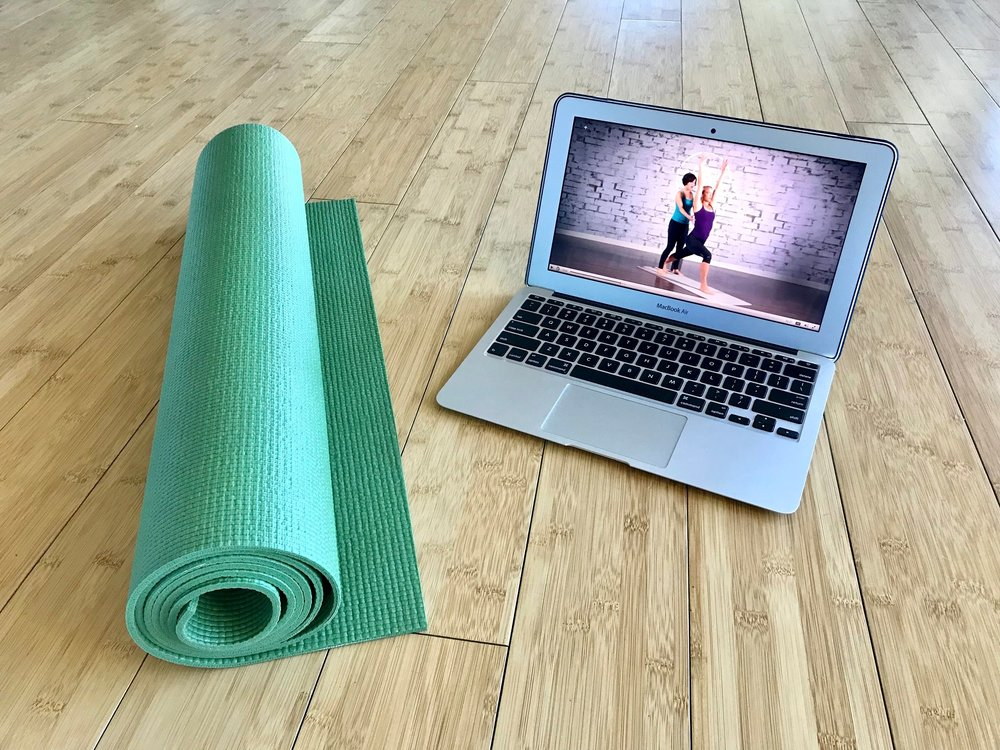 Practice Yoga at Home - Practice Yoga in the comfort of your own home. I offer a variety of yoga styles for all different levels. This is an affordable and convenient way to start or practice!